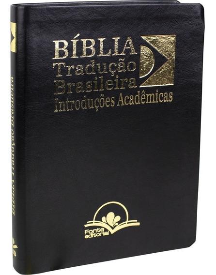 Bíblia Grande Tradução Brasileira - Introduções Acadêmicas