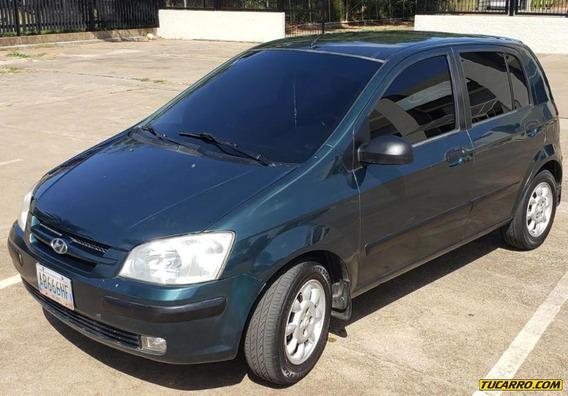 Hyundai Getz - Sincronica