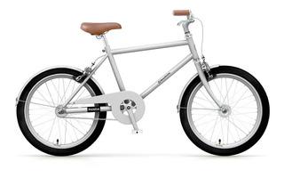 Bicicleta Para Niños Rodado 20 - Monochrome Panda