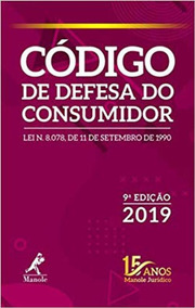 Codigo De Defesa Do Consumidor - 2019