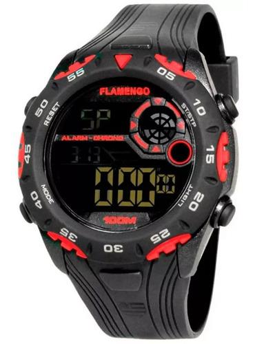 Relógio Technos Masculino Do Flamengo Fla1360a/8p