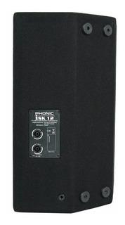 Bafle Phonic Pasivo Isk12 12 / Monitor De Piso 2-vías