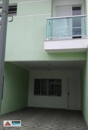 Imagem 1 de 18 de Sobrado Residencial À Venda, Vila Carrão, São Paulo. - So0817
