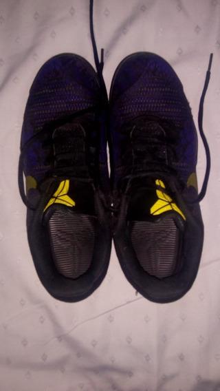 Zapatillas De Basquet Nike Mamba Rage