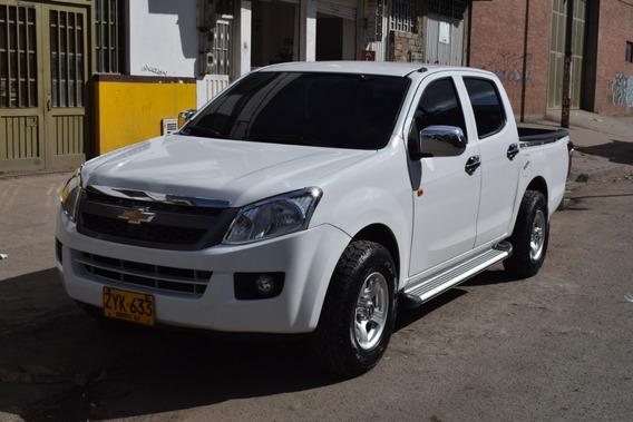 Chevrolet Luv D-max Motor 2500cc Blanca 4 Puertas