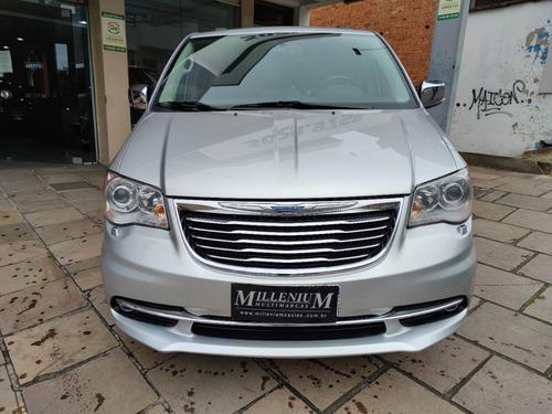 Imagem 1 de 5 de Chrysler Town & Country 3.6 Limited V6 24v Gasolina 4p Autom
