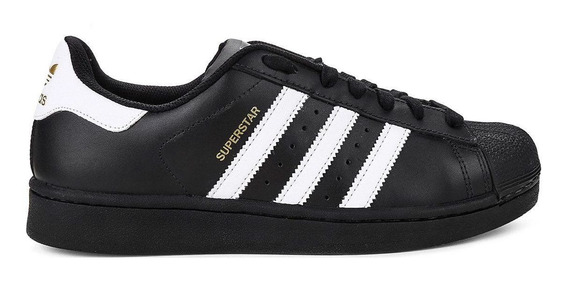 Tênis adidas Superstar Foundation Preto N.44