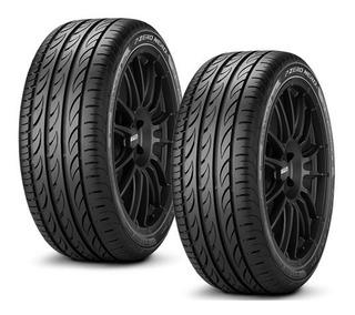 Paquete De 2 Llantas Pirelli 215/40r17 Xl Pzero Nero Gt 87w