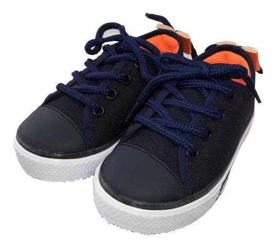 Zapato Tenis Converse Niño Bebe T 19-26