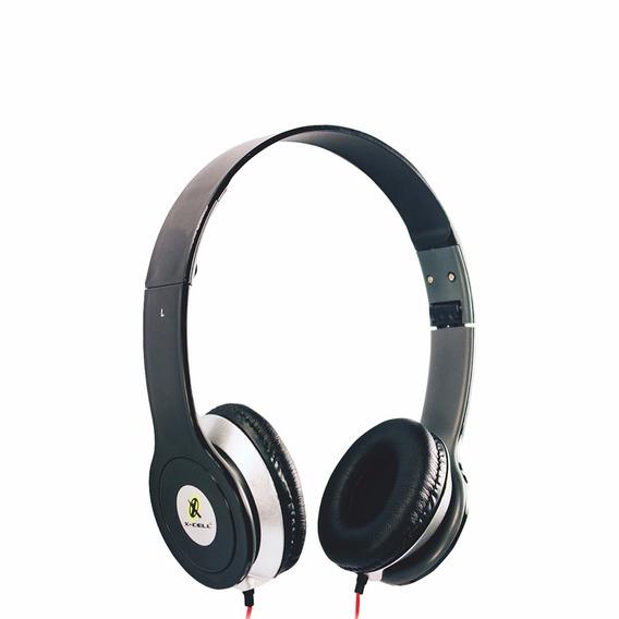 Fone De Ouvido Com Hastes Reguláveis Xsound