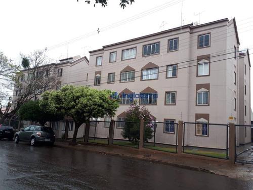 Apartamento À Venda, 55 M² Por R$ 170.000,00 - San Fernando - Londrina/pr - Ap0764