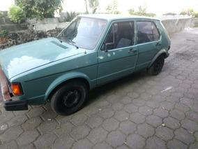 Volkswagen Caribe Mk1 Golf 1982