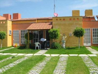 Casa En Venta En Garza Azul, Tezoyuca, Morelos