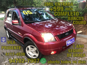 Ford Ecosport Completa Bancos Couro 2mil Entrada + 599 Mes