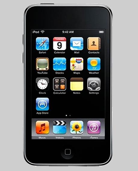 iPod Touch 2a Geração Semi Novo
