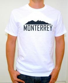 Camiseta Sublimada Futbol Monterrey / Rayados