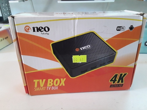 Tv Box Smart Tv Android Wifi Hdmi Usb Full Hd Neo
