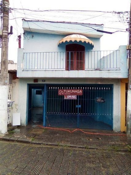 Sobrado Com 2 Dorms 1 Suíte À Venda Por R$ 450.000 - Vila Rosália - Guarulhos/sp - So0601
