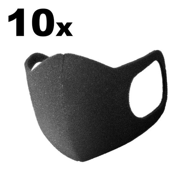 Kit 10 Mascaras Airmask 5 Kits Original Escolha Tamanho Pmg