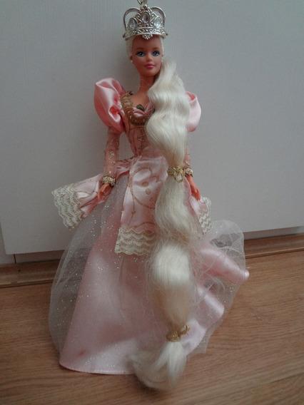 Barbie Rapunzel Colecionador