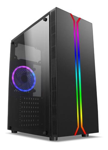 Pc Gamer I5 9400f-16gb-ssd 240gb-hd 1tb-rx 580 8gb-wifi- M60