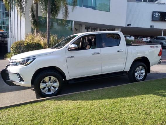 Toyota Hilux D Cab Diesel 4x4 2018