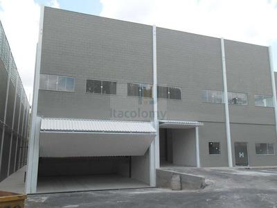 Ref: 2760 Galpão Novo Para Locação Em Santana De Parnaíba Co - 2760