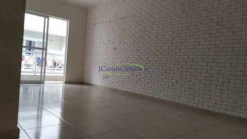 Imagem 1 de 18 de Casa Com 3 Dorms, Macuco, Santos - R$ 520 Mil, Cod: 64153042 - V64153042