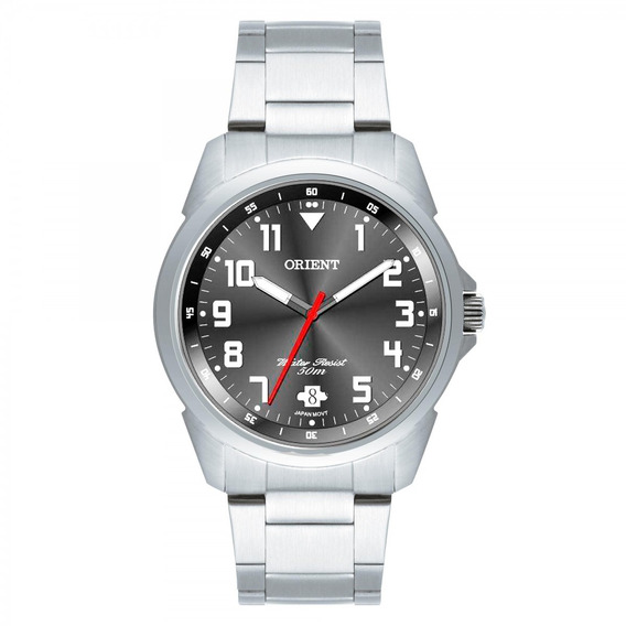Relógio Orient Masculino Ref: Mbss1154a G2sx Clássico
