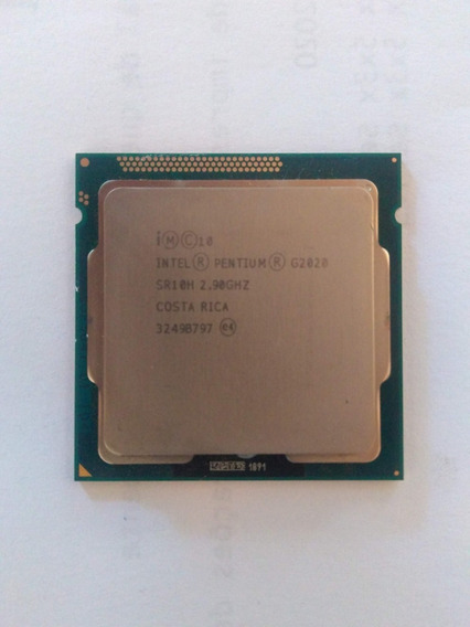 Processador Intel Pentium G2020