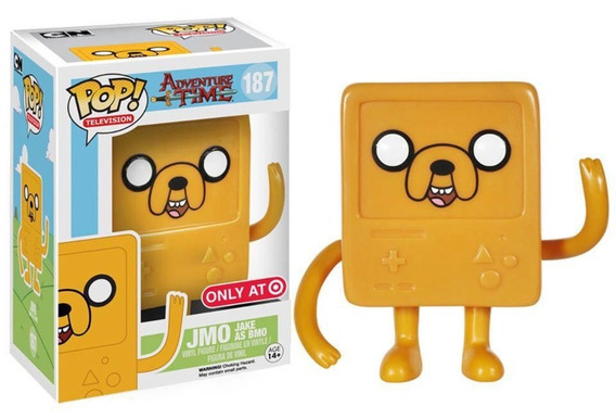 Pop! Funko Hora Da Aventura Jake Exclusive - Adventure Time
