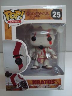 Funko Pop Kratos #25 God Of War Articulado, Local Boedo