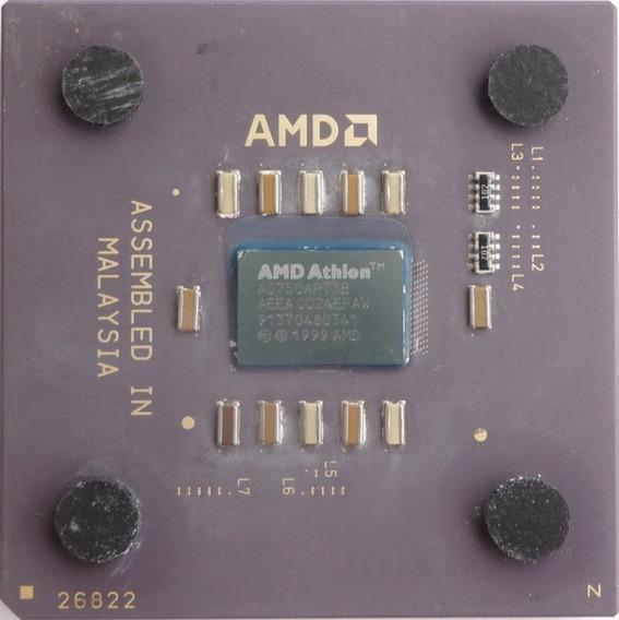 Processador Amd 462 Athlon 750 - Mod A0750apt3b