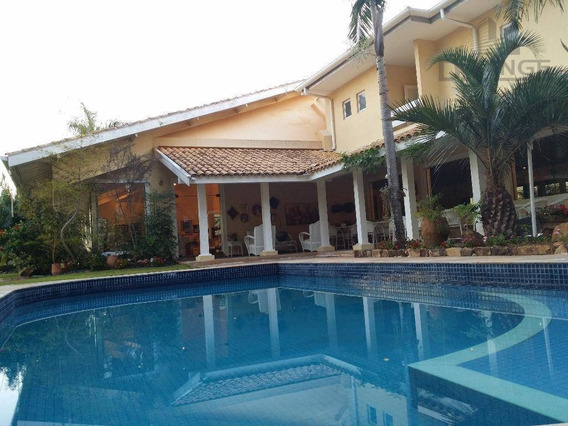 Casa Com 4 Dormitórios À Venda, 1500 M² Por R$ 11.000.000 - Gramado - Campinas/sp - Ca9802