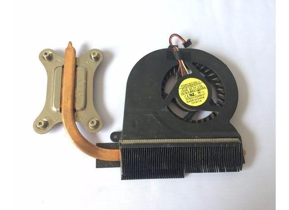 Cooler E Dissipador - Samsung Rv411