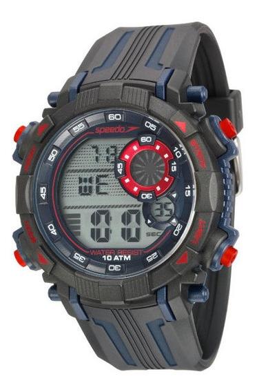 Relógio Speedo Masculino 80596g0evnp4 Digital