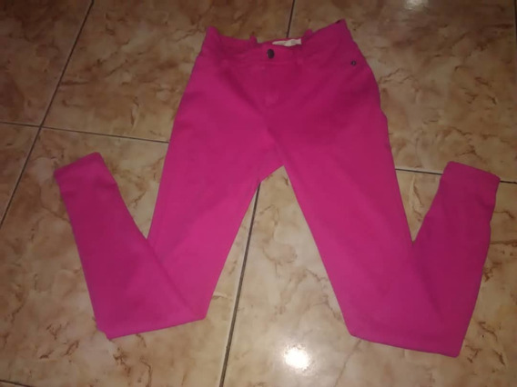 Pantalón Para Dama Levanta Cola Colombiano Extres Talla S