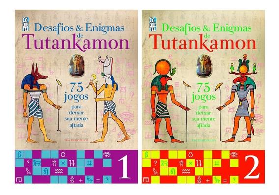 150 Passatempos Jogos Enigmas Do Egito Antigo P Toda Família