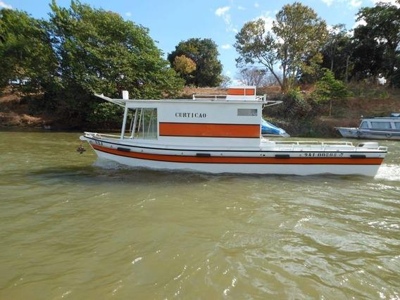 Barco Cabinado Completo