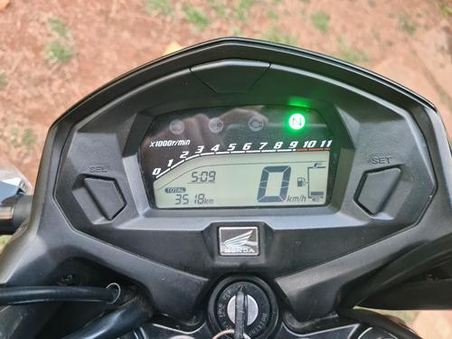 Moto Honda Cg 160 Fan  Flex