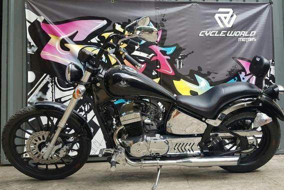 Moto Jawa Rvm Daytona 350 0km 2020 Injeccion Negro Al 22/02