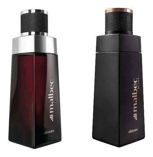 Perfume Malbec Tradicional + Malbec Black Boticário