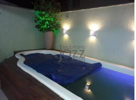 Casa Com 2 Dormitórios À Venda, 80 M² Por R$ 286.200,00 - Villa Flora Hortolandia - Hortolândia/sp - Ca5264