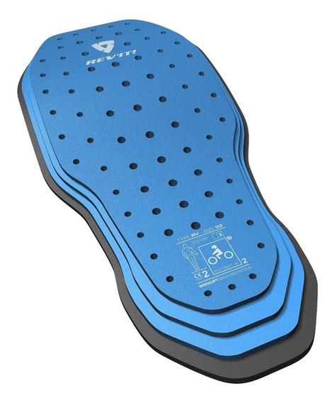 Protector De Espalda Para Chamarras Rev It Azul/negro