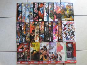 Lote 27 X-men Extra 1° Série X-men Extra Nova Marvel Panini
