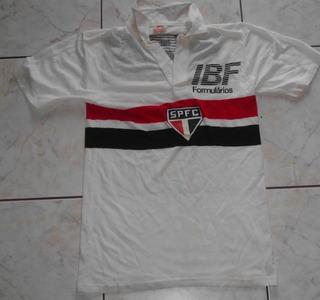 Camisa São Paulo Fc. - Athleta - Oficial - Anos 80