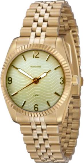 Relógio Feminino Mondaine Rosê 94259lpmtds7 C/ Nota Fiscal
