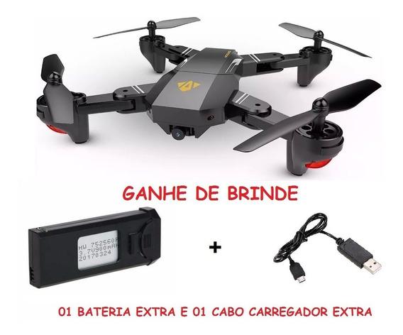 Drone Visuo Xs809hw Câmera 2.0 Hd, Versão Top - No Brasil