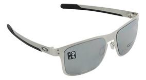 Óculos Oakley Holbrook Metal Satin Chrome Prizm