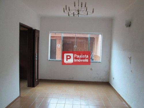 Sobrado Residencial / Comercial  À Venda, Cidade Ademar, São Paulo. - So2409